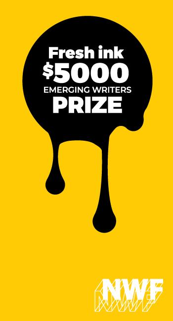 Fresh Ink: $5000 Emerging Writers Prize